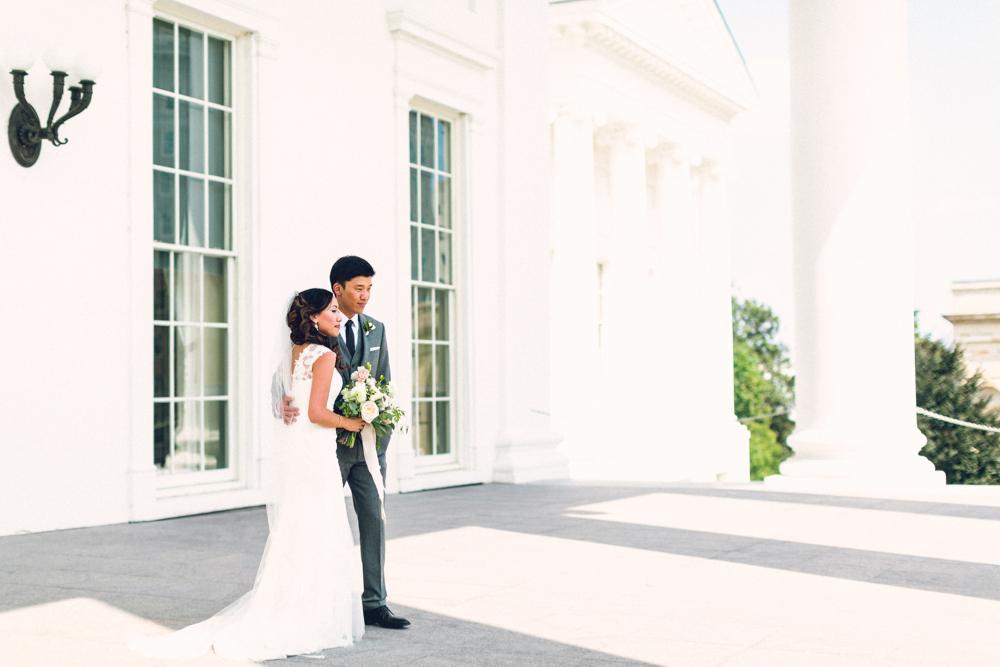 john marshall ballrooms | destination wedding videographer