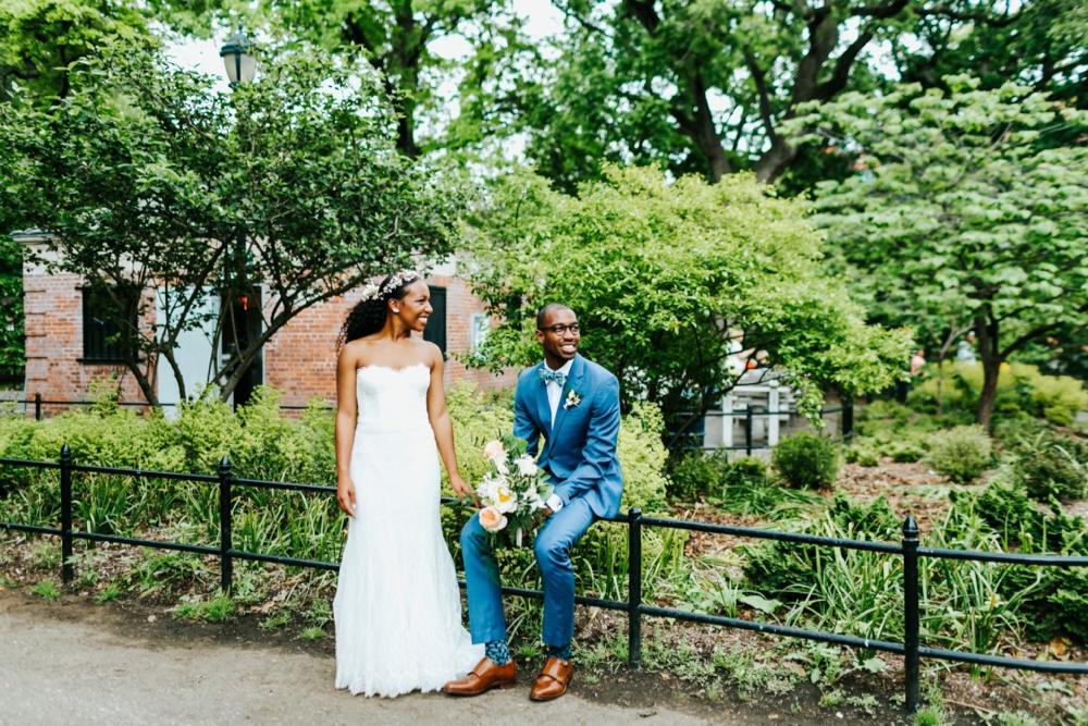 prospect park boathouse | brooklyn wedding photographer