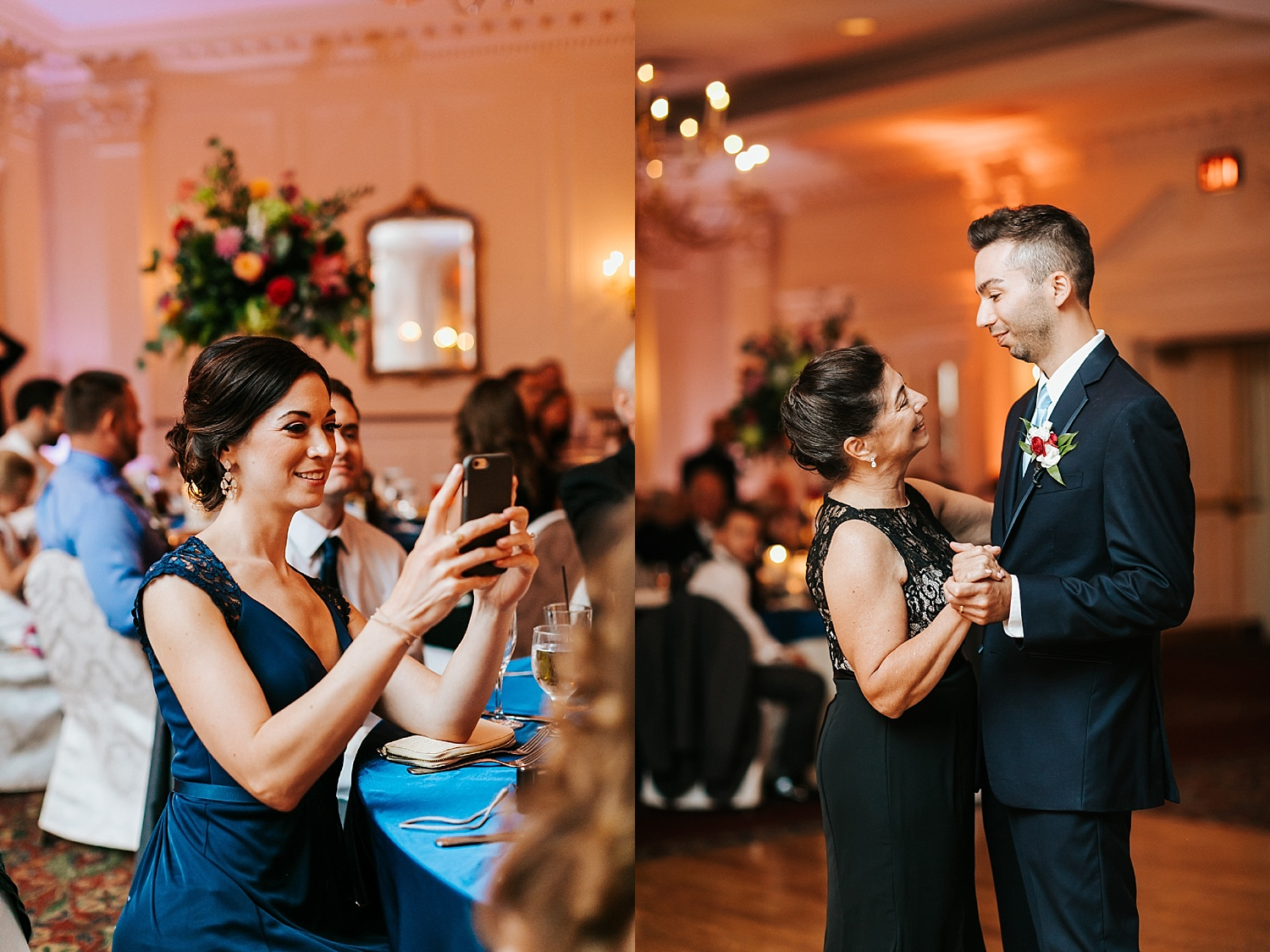 Summer wedding at the desmond by danfredo photos + films