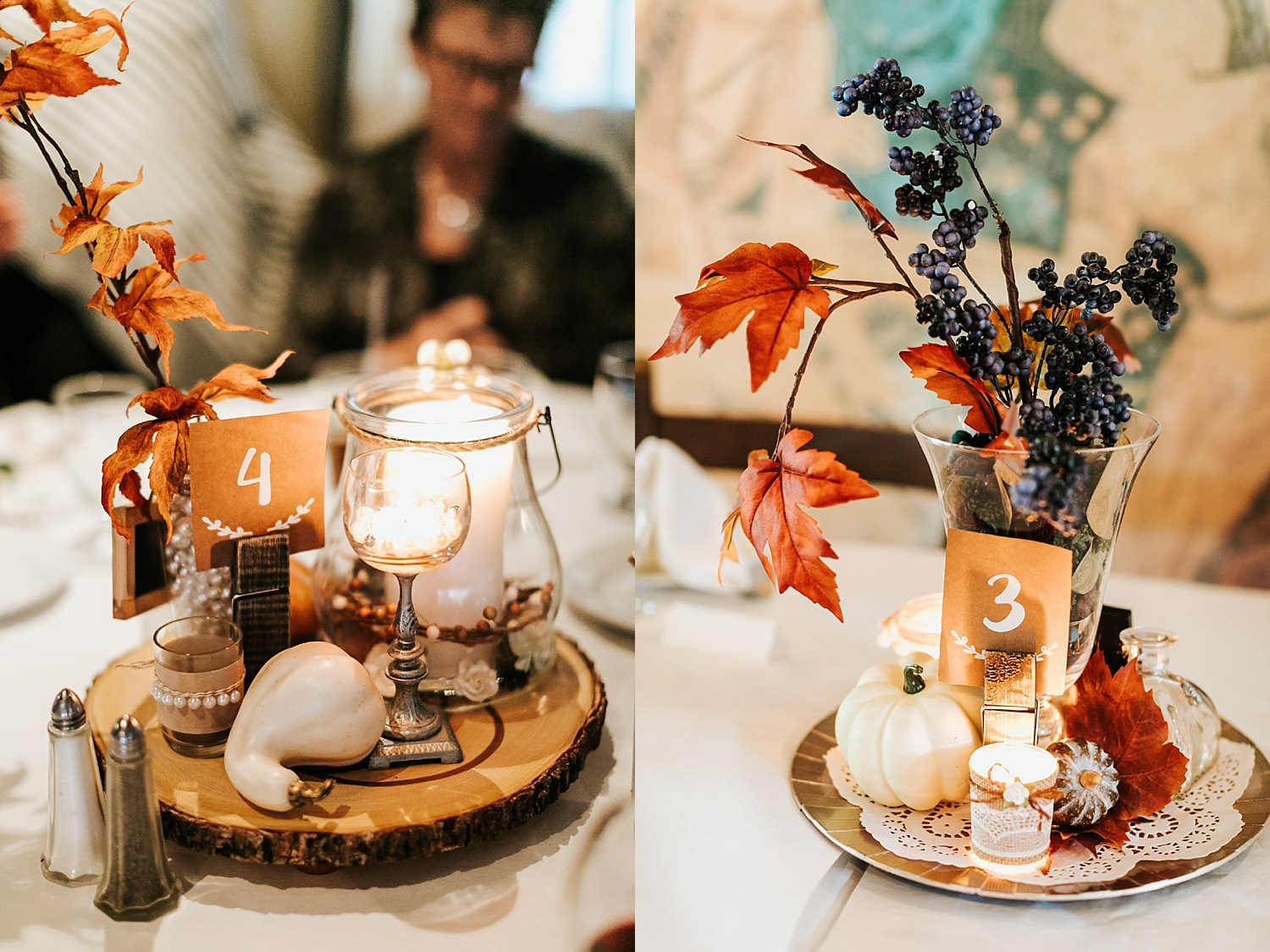Fall wedding in pennsylvania by danfredo photos + films