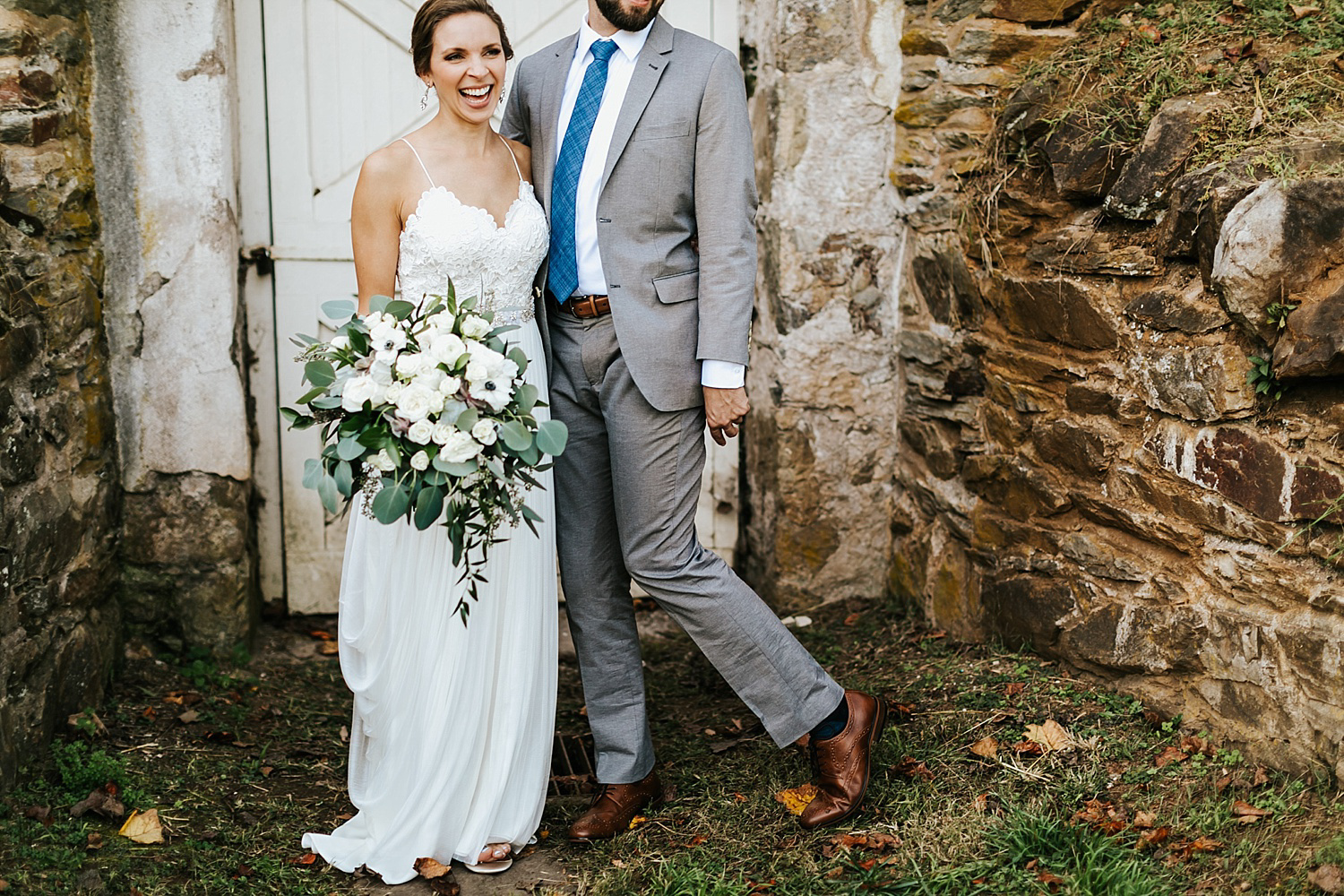 chase knox estate | philadelphia weddingFall wedding at philander chase knox by danfredo photos + films