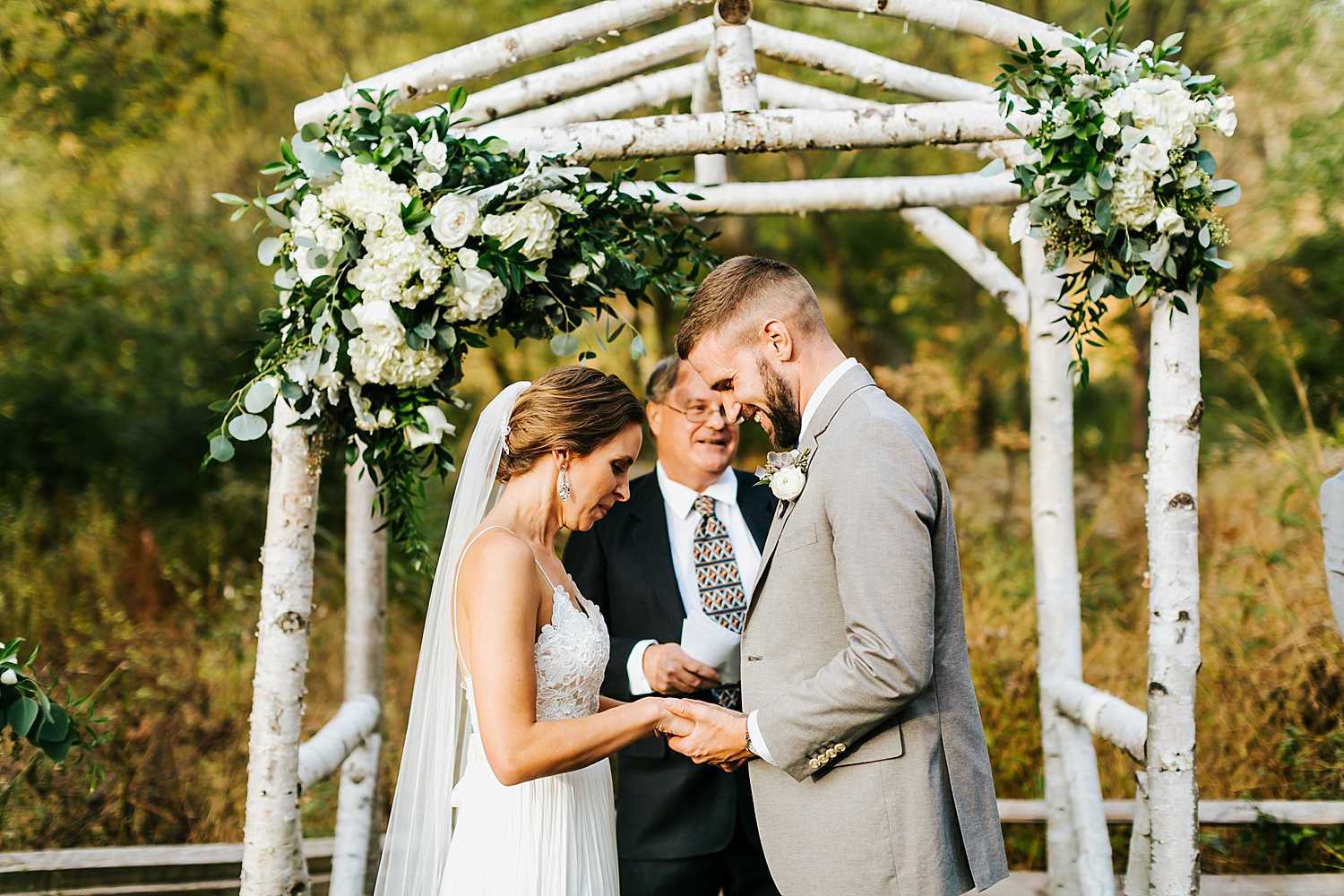 Fall wedding at philander chase knox by danfredo photos + films