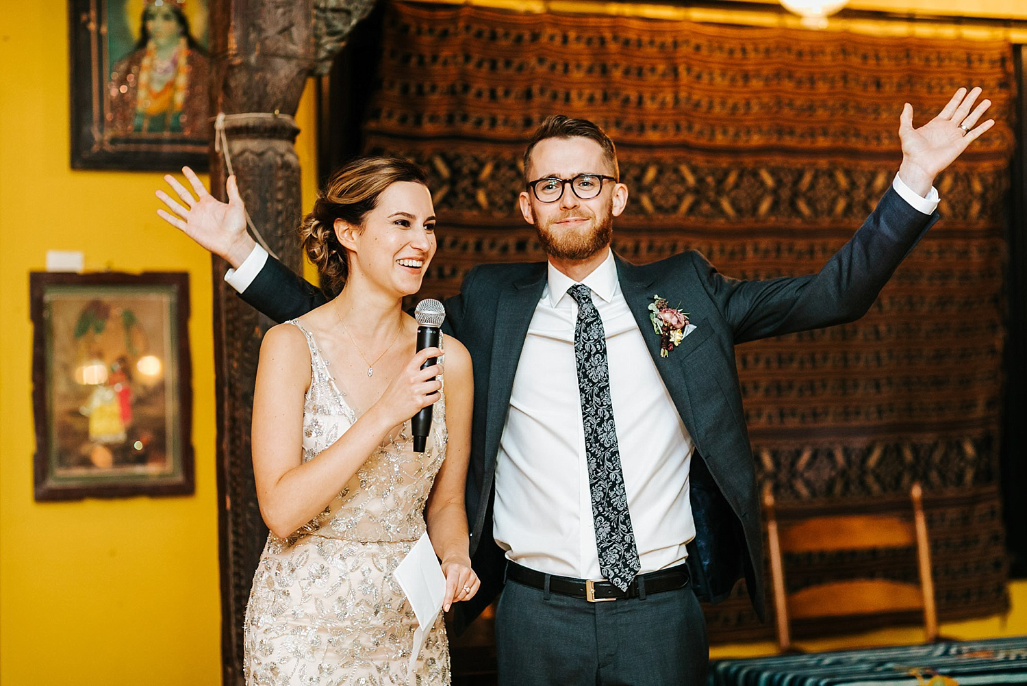 Fall wedding at material culture by danfredo photos + films