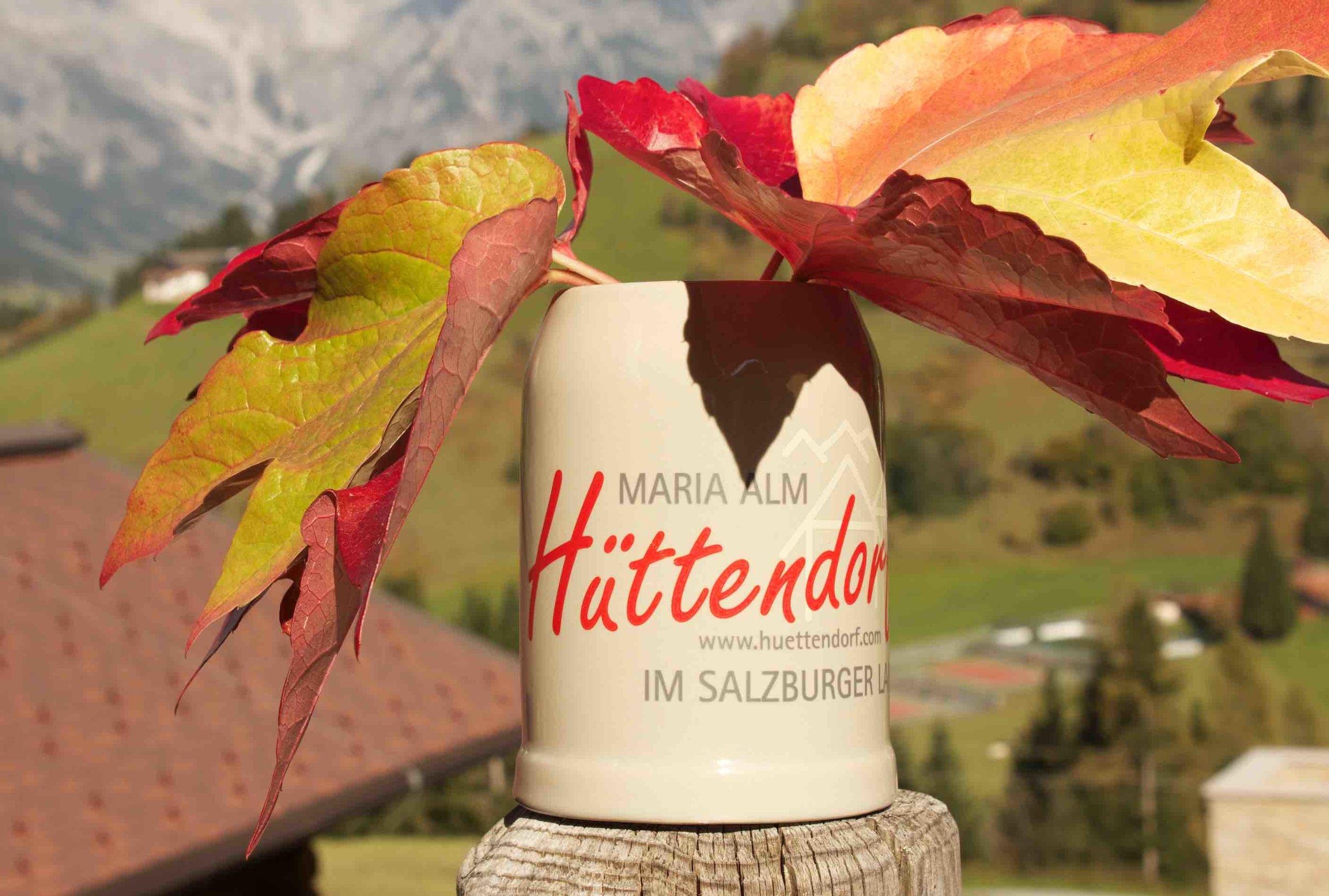 Pauschale im Hüttendorf für Pärchen