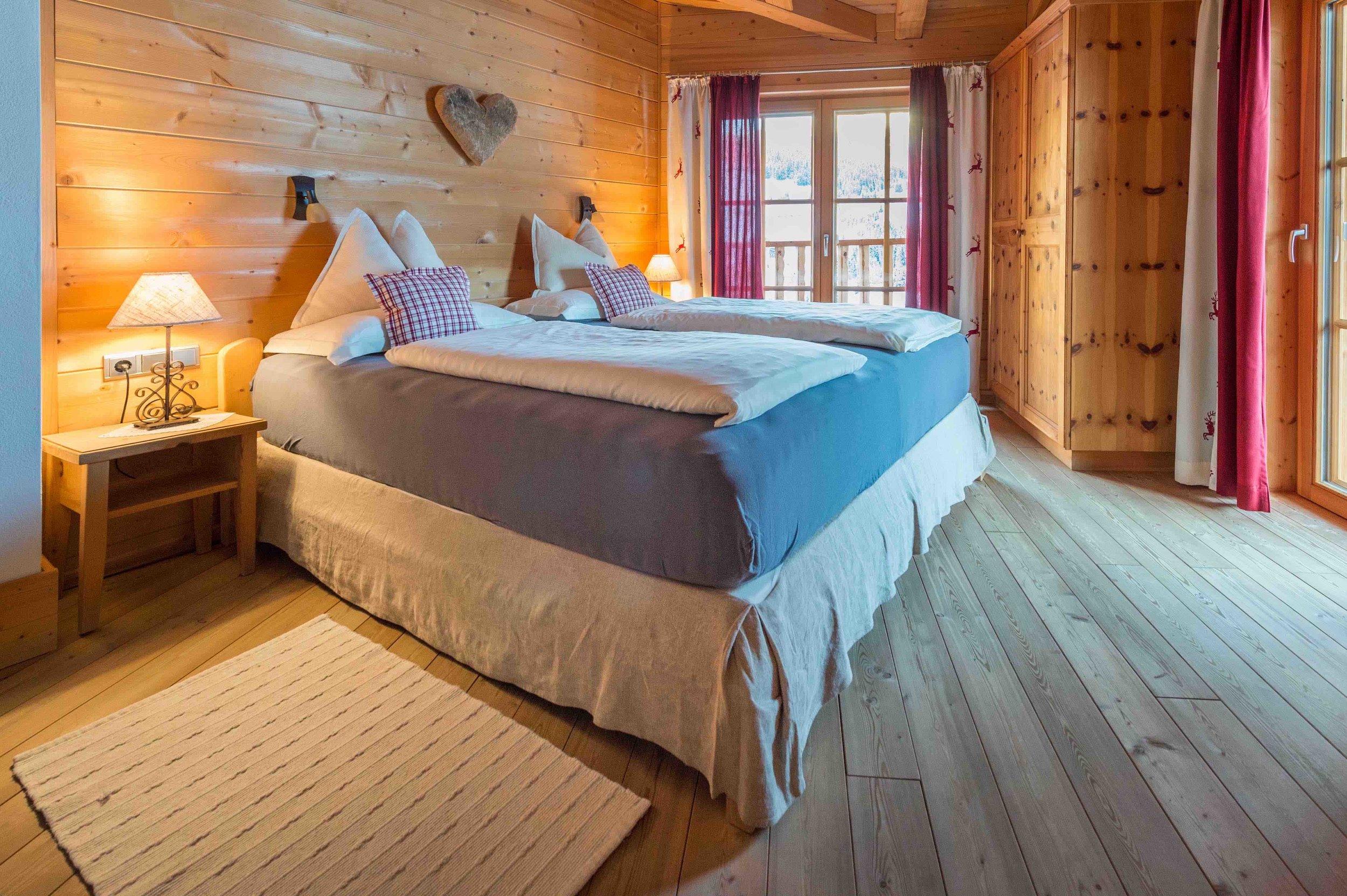 4 Doppelzimmer mit eigenem Bad