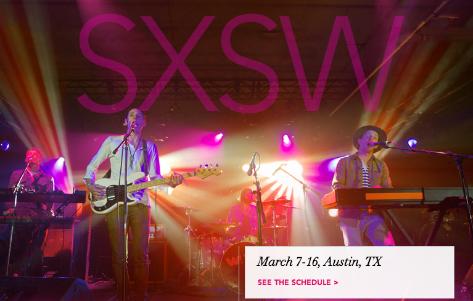 SXSW 2014 Festival Pass