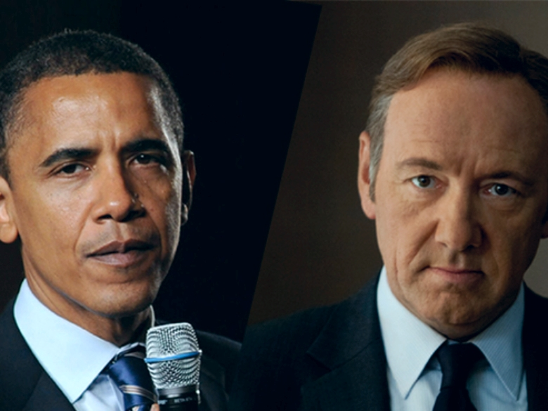 Who Said It: Underwood or Obama?