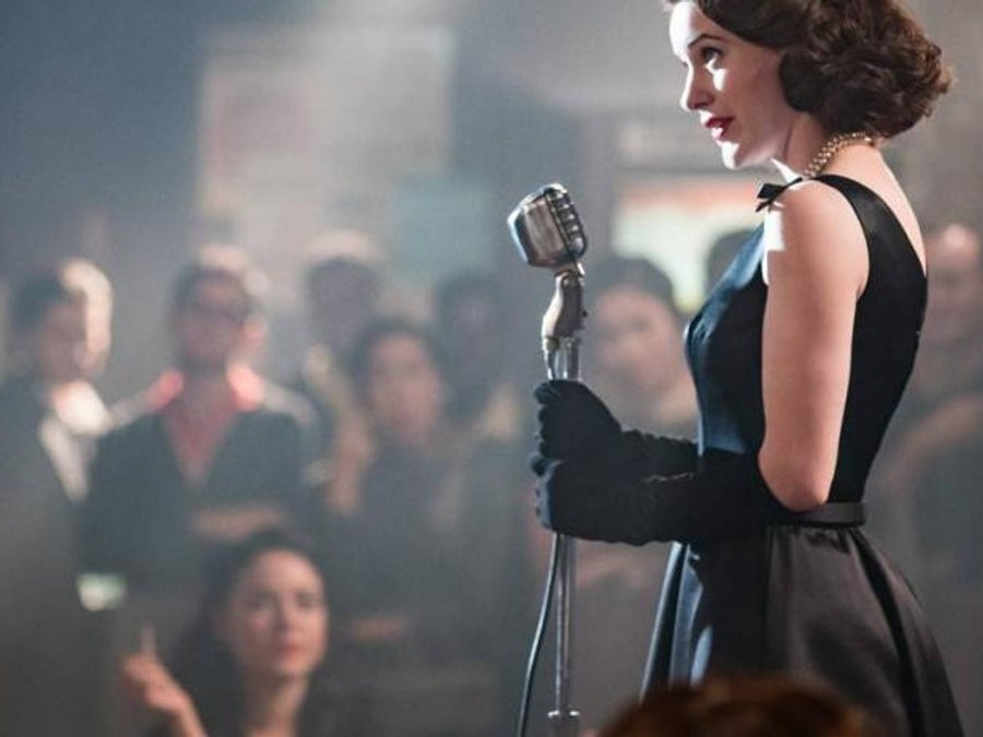 The Marvelous Mrs. Maisel Is on Her Way