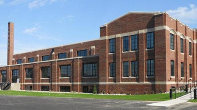 OppFund Lansing Headquarters - Marshall Street Armory