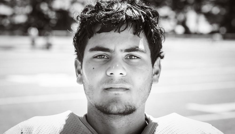 #16 Emilio Villalobos - RB / LBSophomore