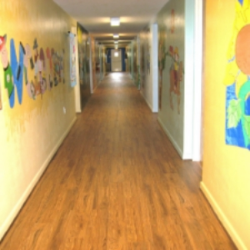 The Nursery and the Children's Hall