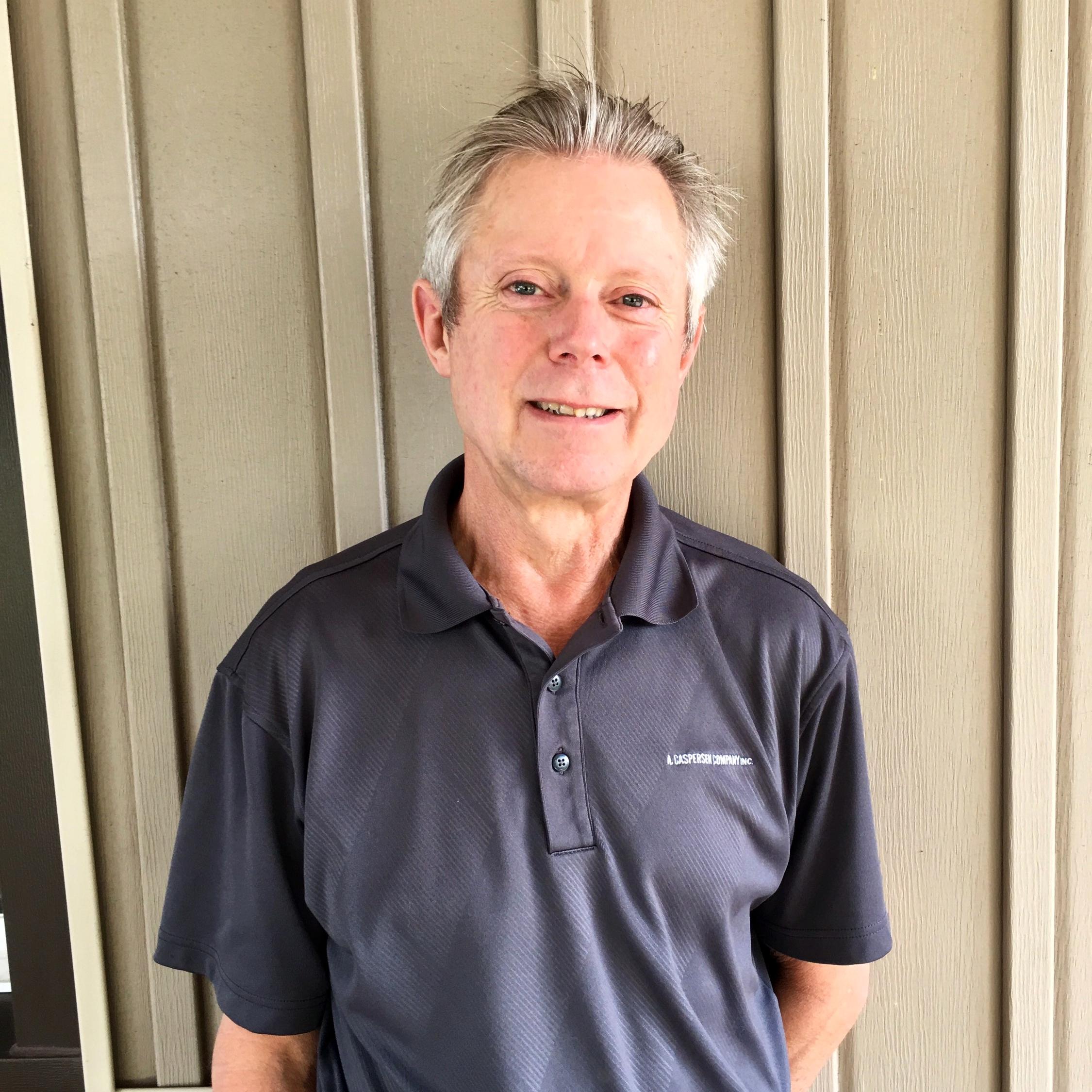 Martin Caspersen - Operations Manager
