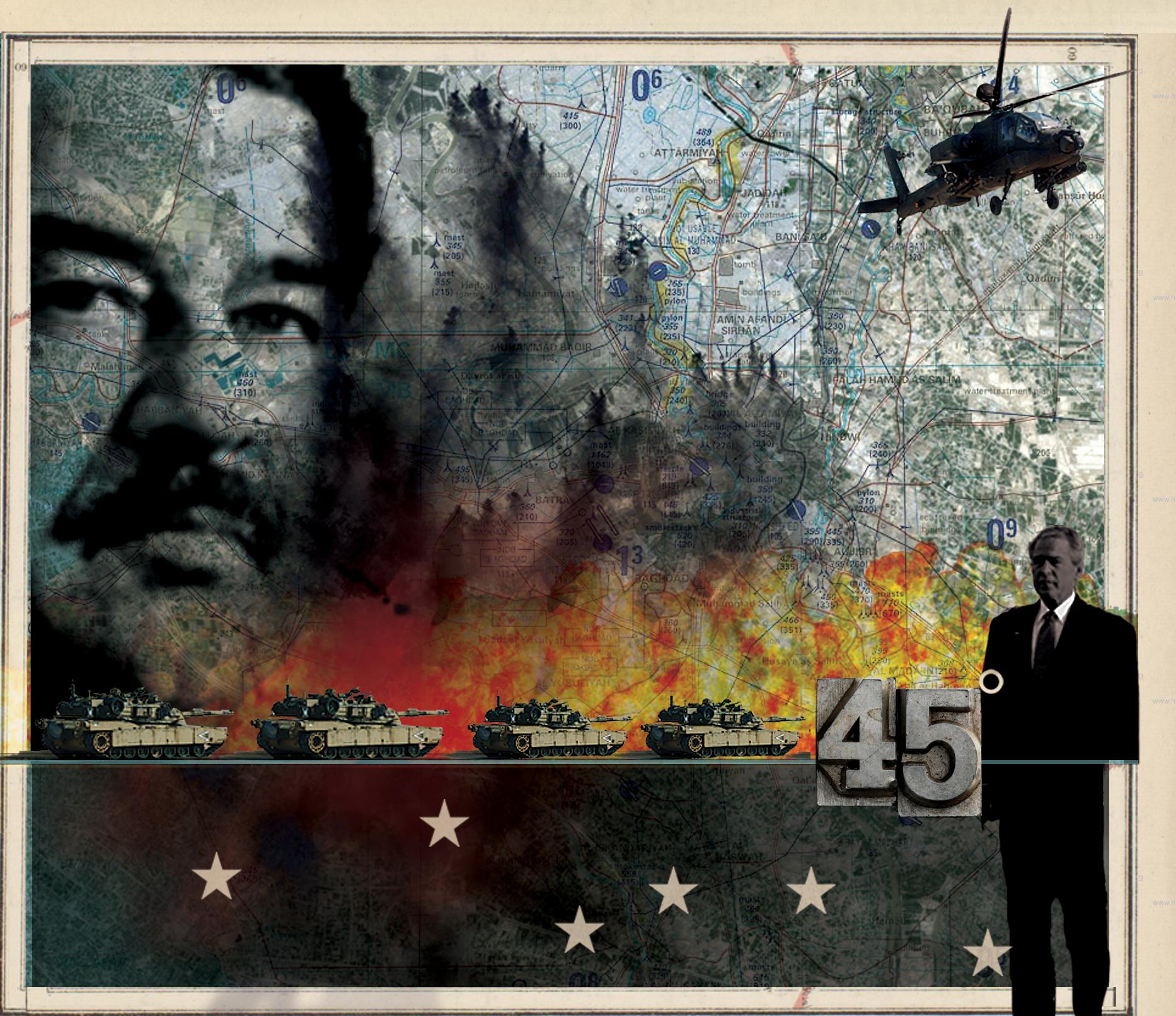 US / IRAQ WAR III
