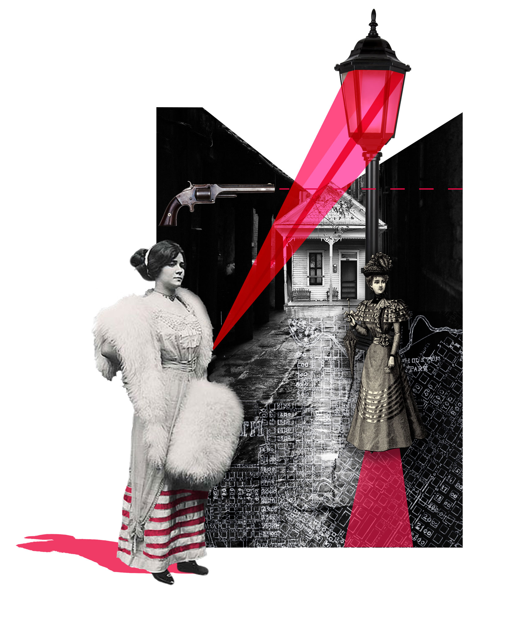 collage editorial illustration digital montage red light district.jpg