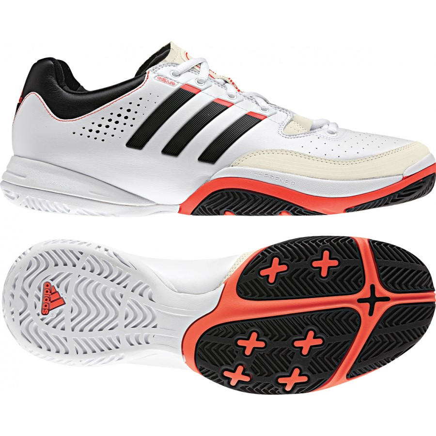 AdiPure stuggles to compete aesthetically with its counterparts on either side.
