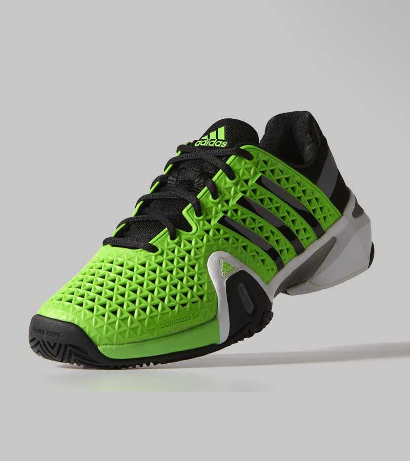 The Barricade + which is eye catching and technically solid, endorsed by Andy Murray.