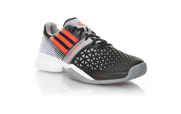 The Adizero II is one of the lightest tennis shoes on the market and is available to customise with MiAdidas.