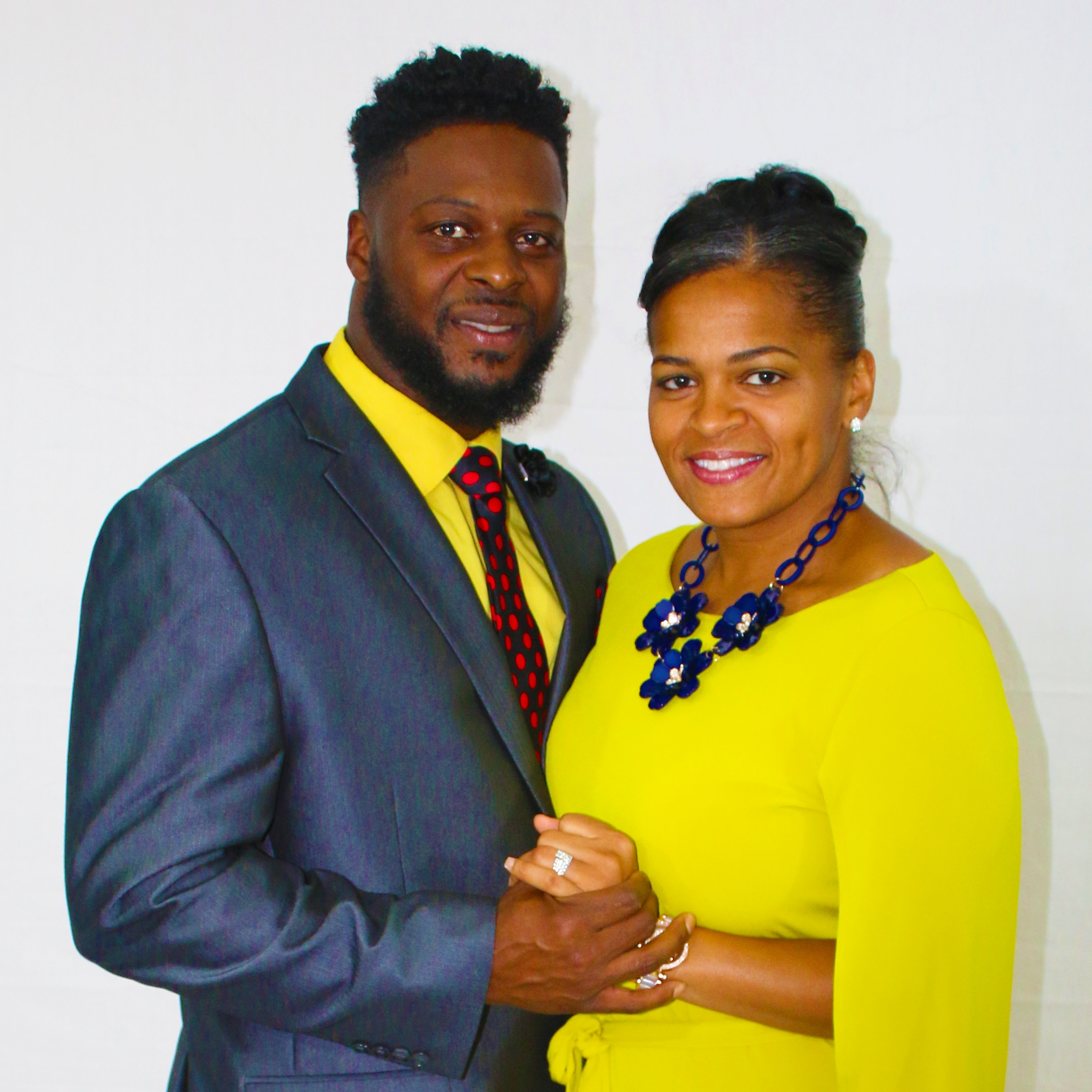 Pastors Aaron & Ronnise White - Pastors Aaron & Ronnise White are dedicated to building the Kingdom of God by training, encouraging, and impacting the young adult generation. They have a passion for the souls of the youth and a burden to raise them in Godly admonition. They have the tenacity to equip young adults to be ACTIVE and not REACTIVE.