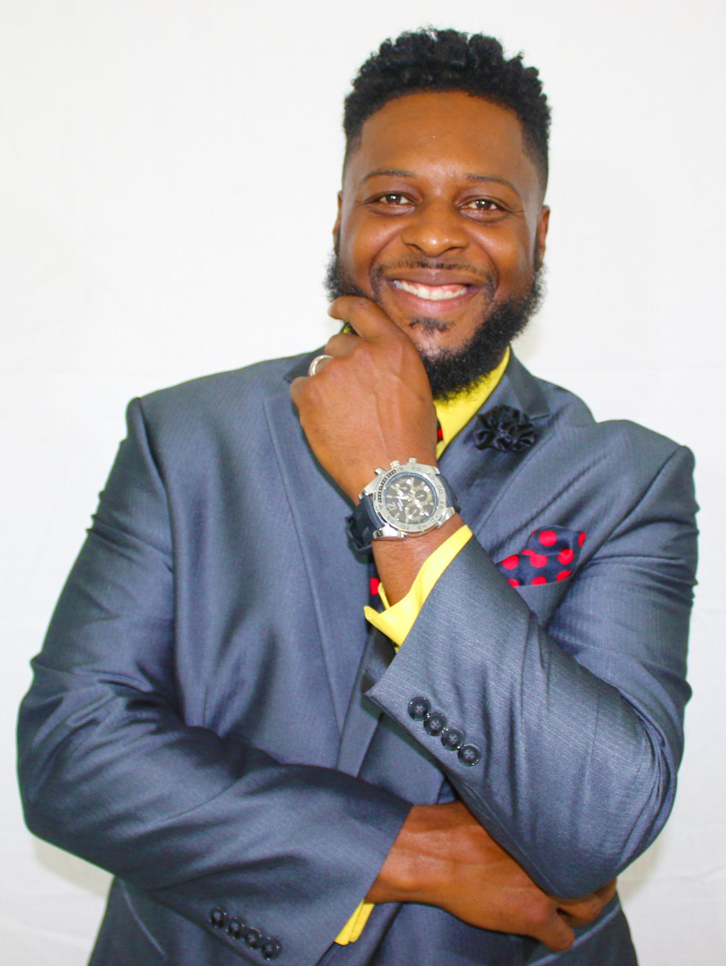 Pastor-Elect Aaron White