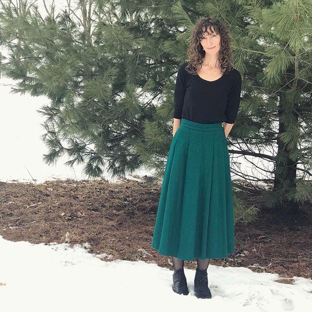 Wintergreen.