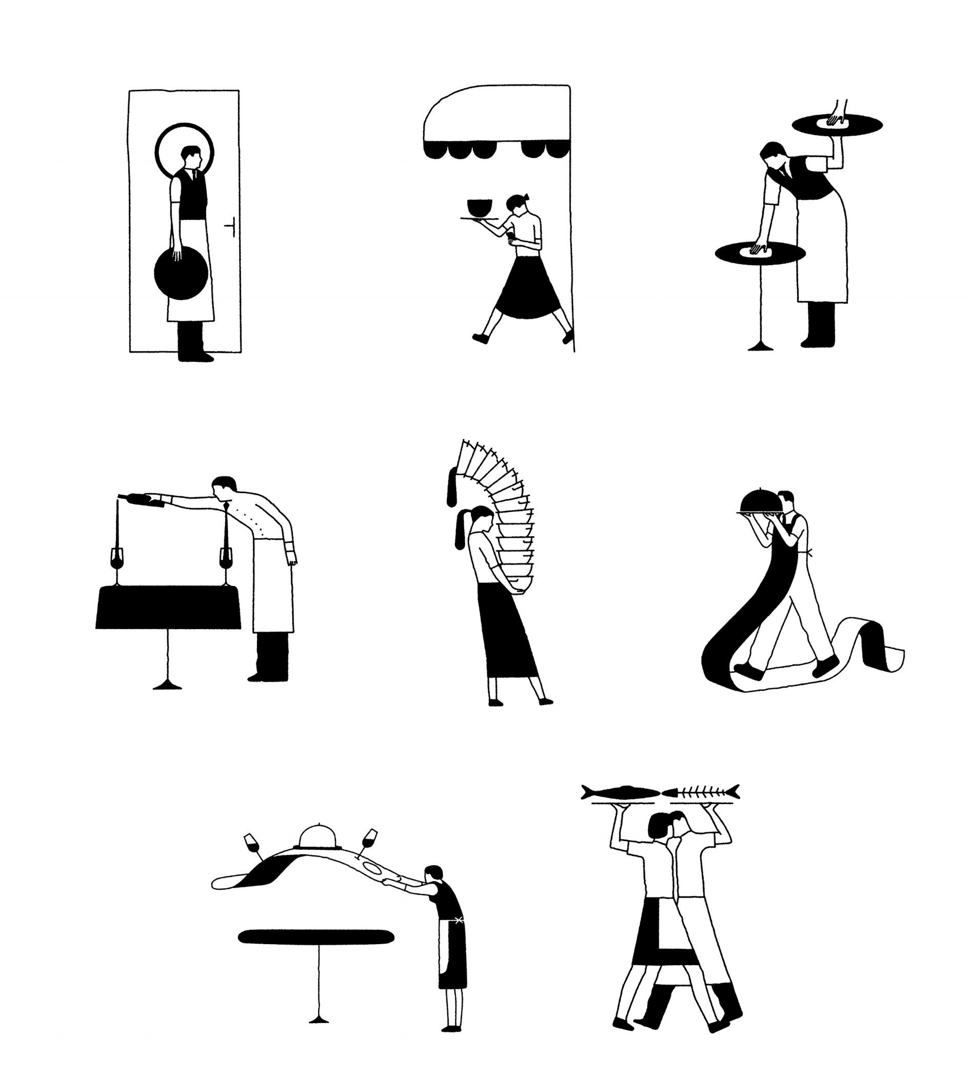 Illustrations by Pablo Amargo