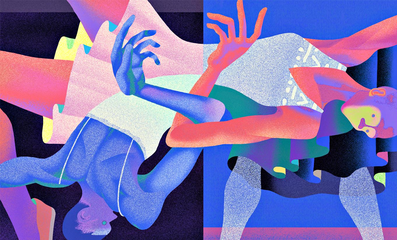 Illustration by Saiman Chow