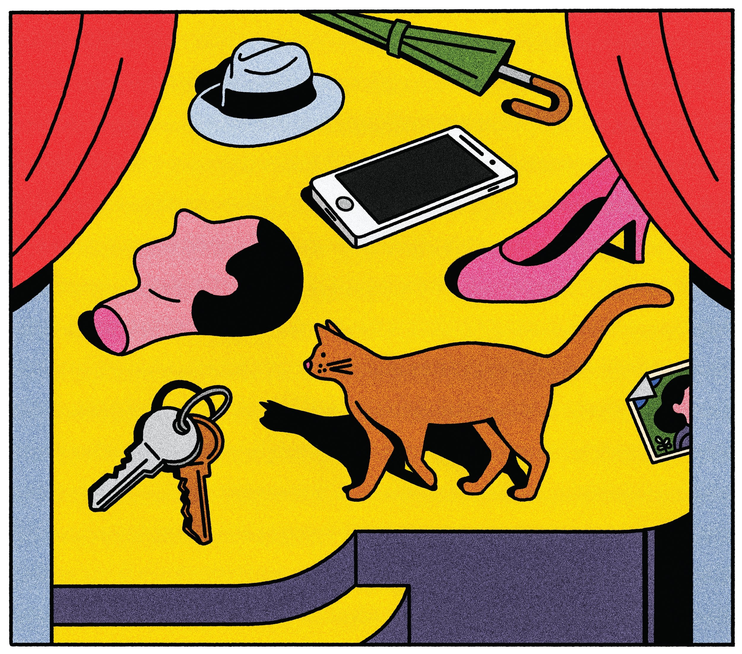 Illustration by Seb Agresti