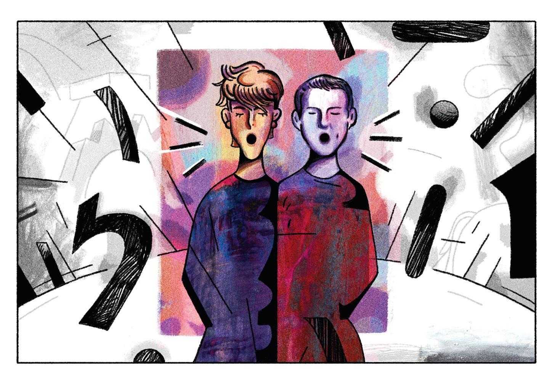 Illustration by Niv Bavarsky