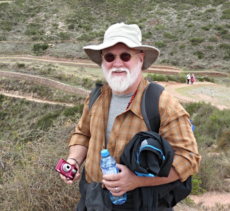 Jeffrey Rich, shamanic healing practitioner, Asheville, NC