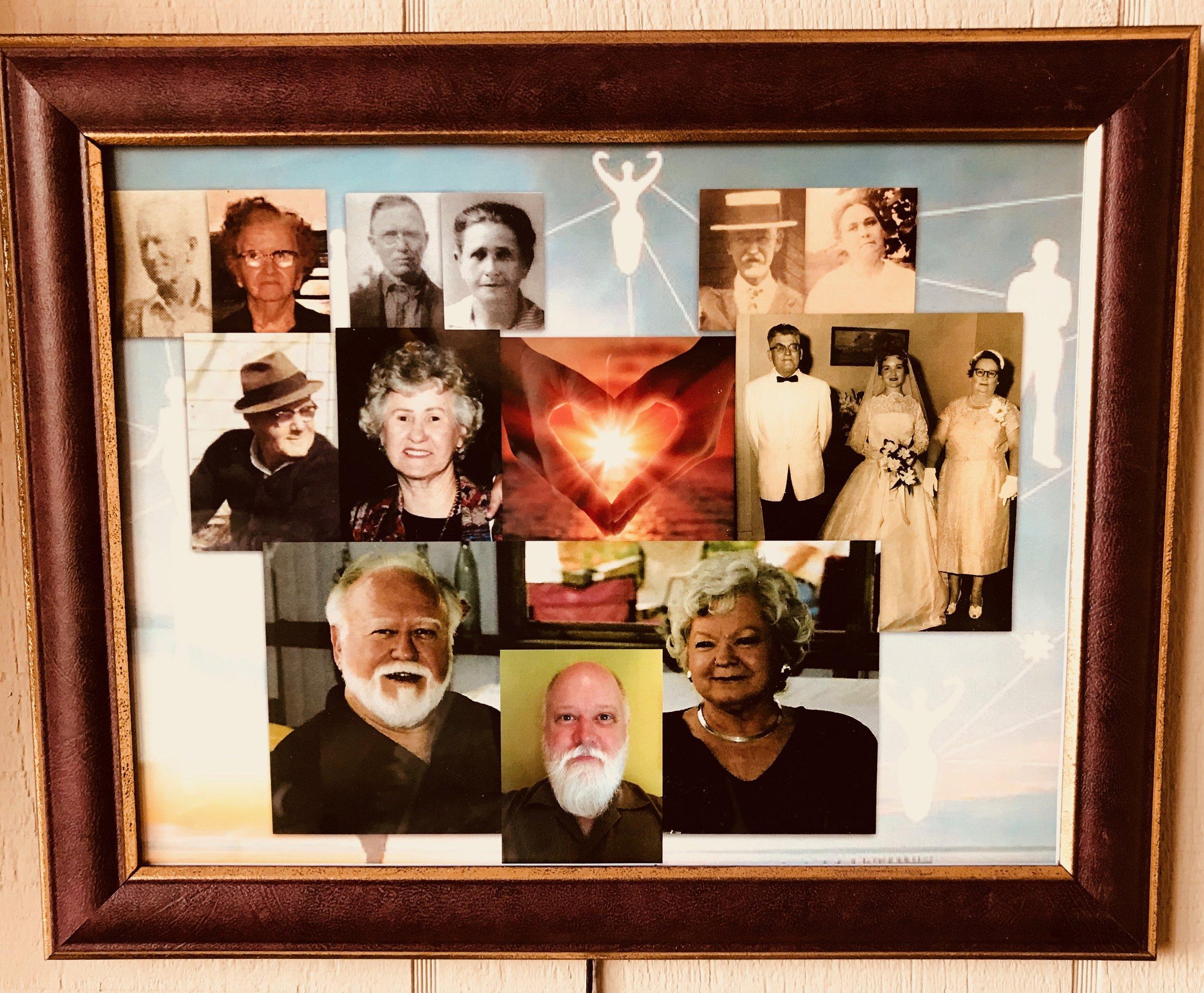 Jeffrey Rich Ancestor healing reverence Asheville, NC