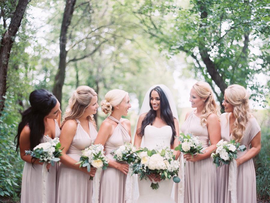 Petals to Platinum Nebraska Tent Wedding