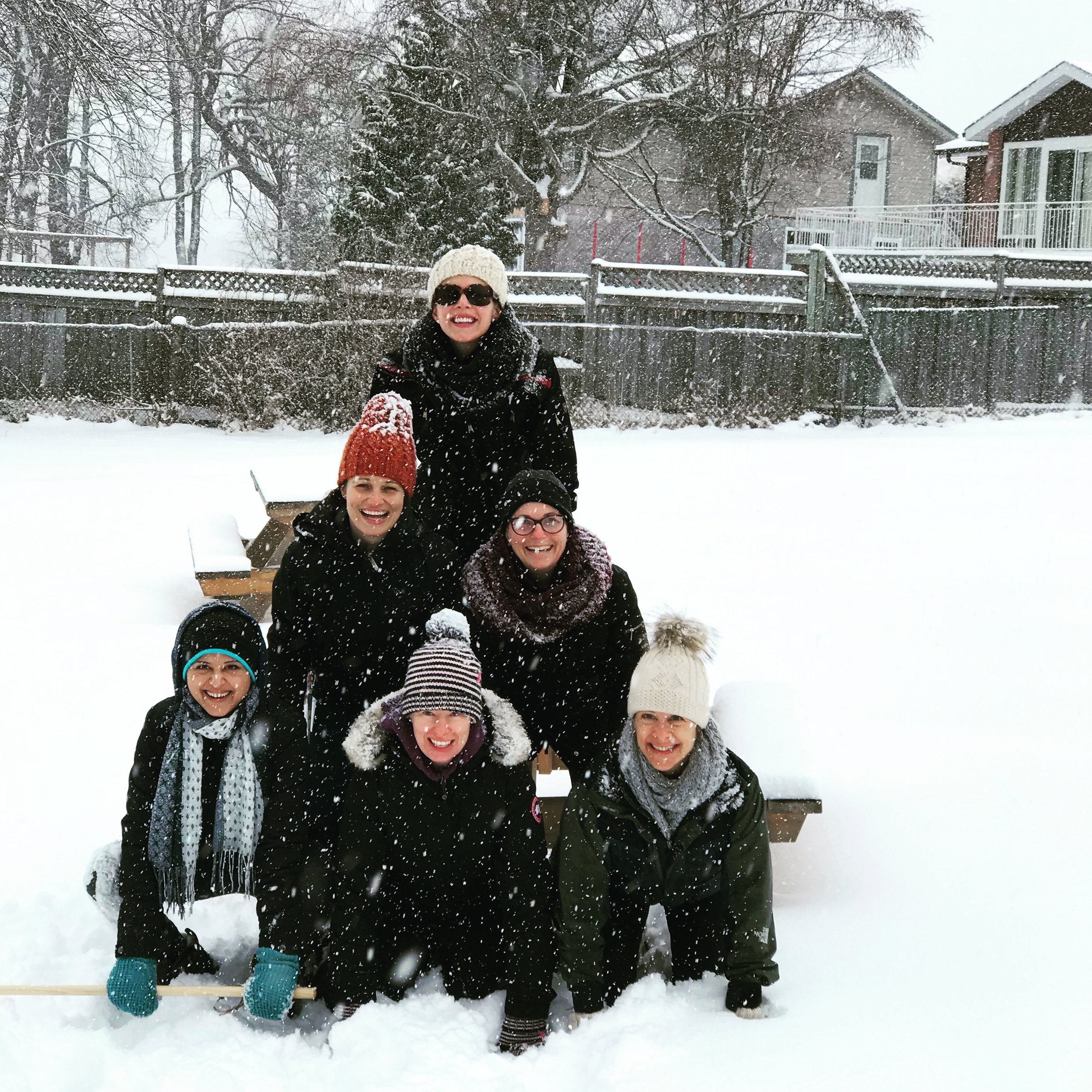 Winter Yoga & Meditation Retreat - Rice Lake, ON