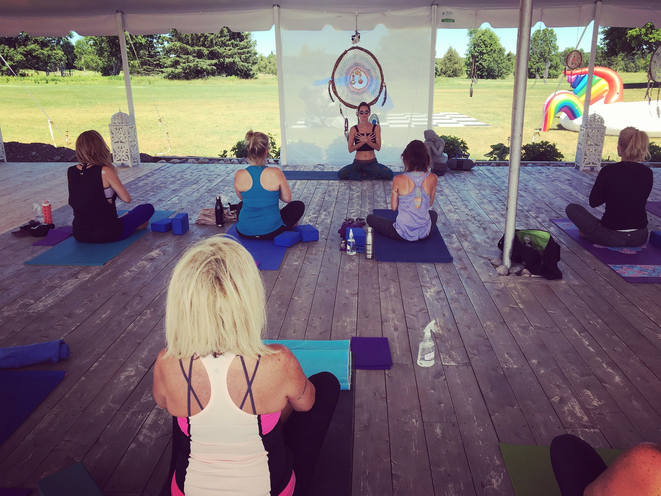 Yoga & Golf Retreats