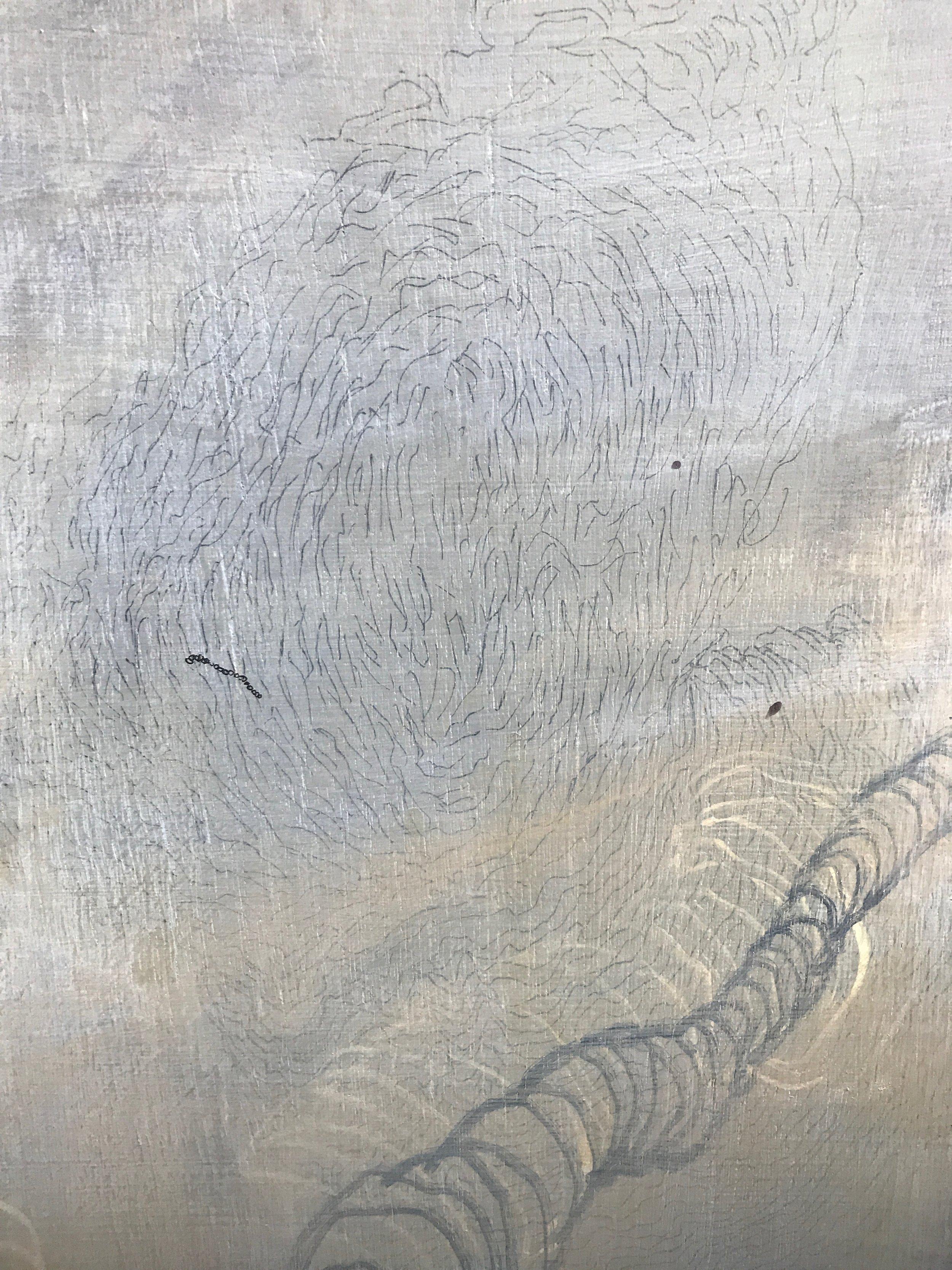 Conundrum twist- detail