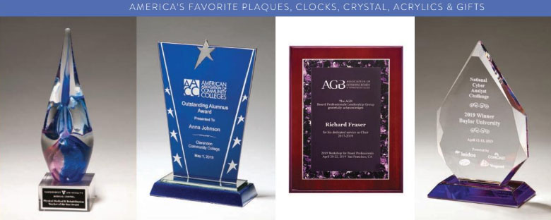 Airflyte 2019 Catalog -  Plaques, Acrylic Awards, Glass Awards, Clocks, Pens and Accessories