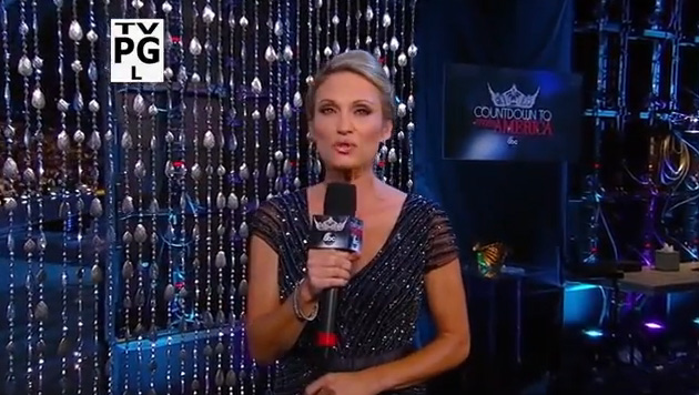 """""""Countdown to Miss America"""" - Technical Director, Atlantic City, New Jersey. September 14th 2013, ABC"""