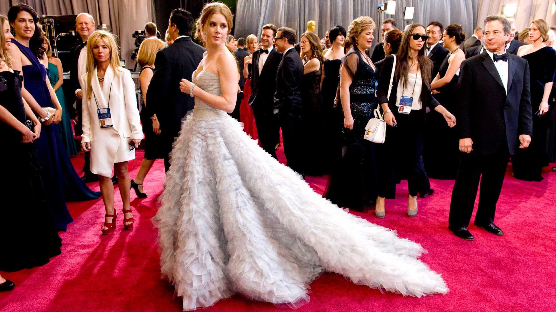 Oscars red carpet 2017