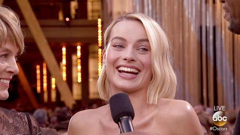 2018 OscarsOpening Ceremony:Red Carpet Live! - ABC