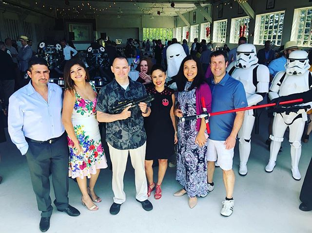 #harneyauction 2019 is in full swing!  #starwarsday #maythe4thbewithyou