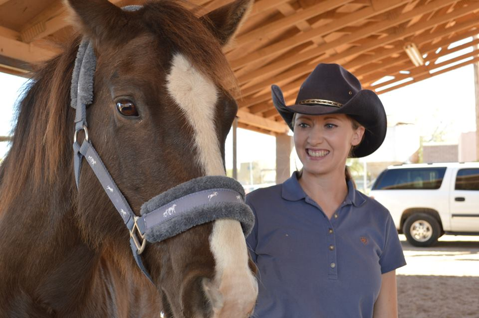 EmpoweRanch - Founder & Executive Director                        Jessica L. Voss, CTRS, CPRP                    NCTRC Certified Recreational Therapist          NRPA Certified Parks & Recreation Professional    PATH Certified Therapeutic Riding Instructor AAEE Certified Environmental Educator        AZGFD/NASP Certified Archery Instructor AZGFD/NASBLA Paddlesports Safety InstructorE-mail Jessi at EmpoweRanch:JessiV@EmpoweRanch.org
