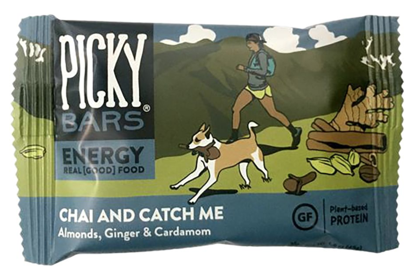Picky Bars - Keep your energy up with a healthy bar option that isn't packed with preservatives or anything else you wouldn't want to put in your body. Picky Bars come in tons of flavors and actually taste good, which is why we always keep some on hand - even when we aren't hiking. They were developed by a trio of pro-athletes, including a marathoner, runner and triathlete - so you know they are a guaranteed boost of energy.
