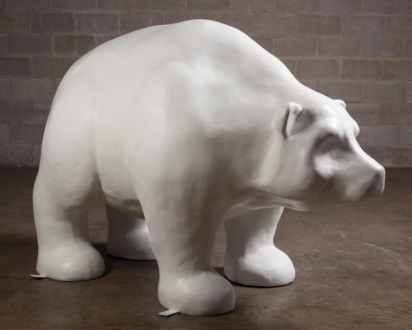 Walking Bear (side view)