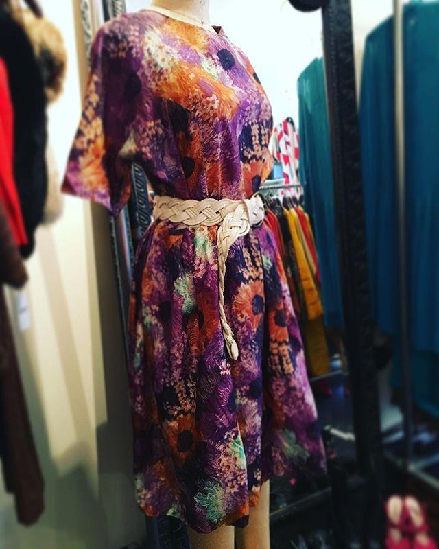 毎日新入荷中🌷#newarrivals #daily @rabbitsnyc #springdress #vintageclothing #brooklyn #nyc