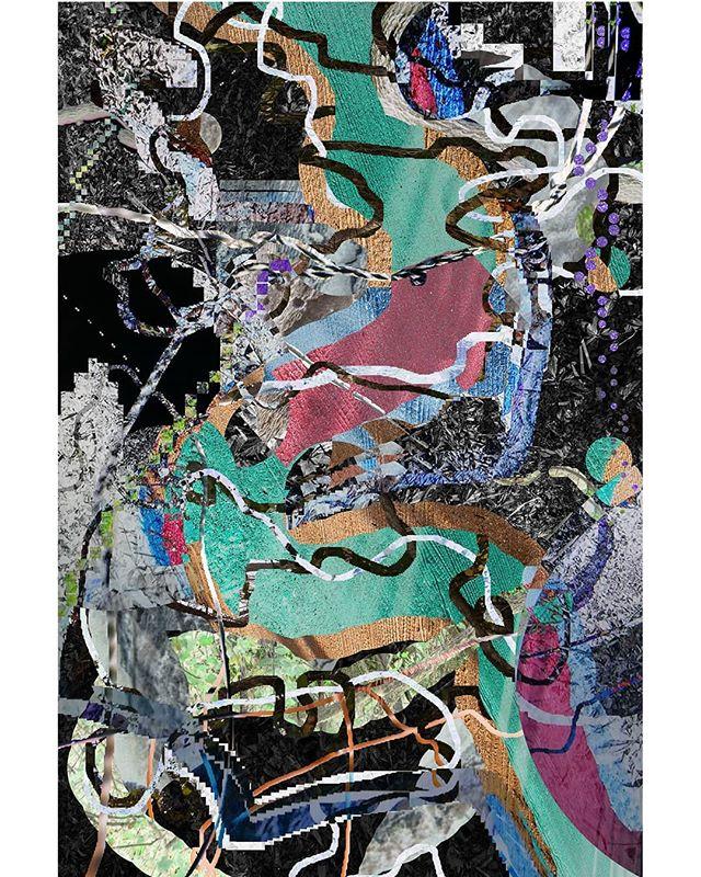 Friday Jams. . . . . . #photocollage #collage #digitalart #digitalpainting #digitalartist #digitalcollage #digital #photography #photos #photoshop #art #artistsoninstagram #contemporaryart #contemporaryartwork #landscape #space #place #abstractart #abstractlandscape #textures #textureart #texture