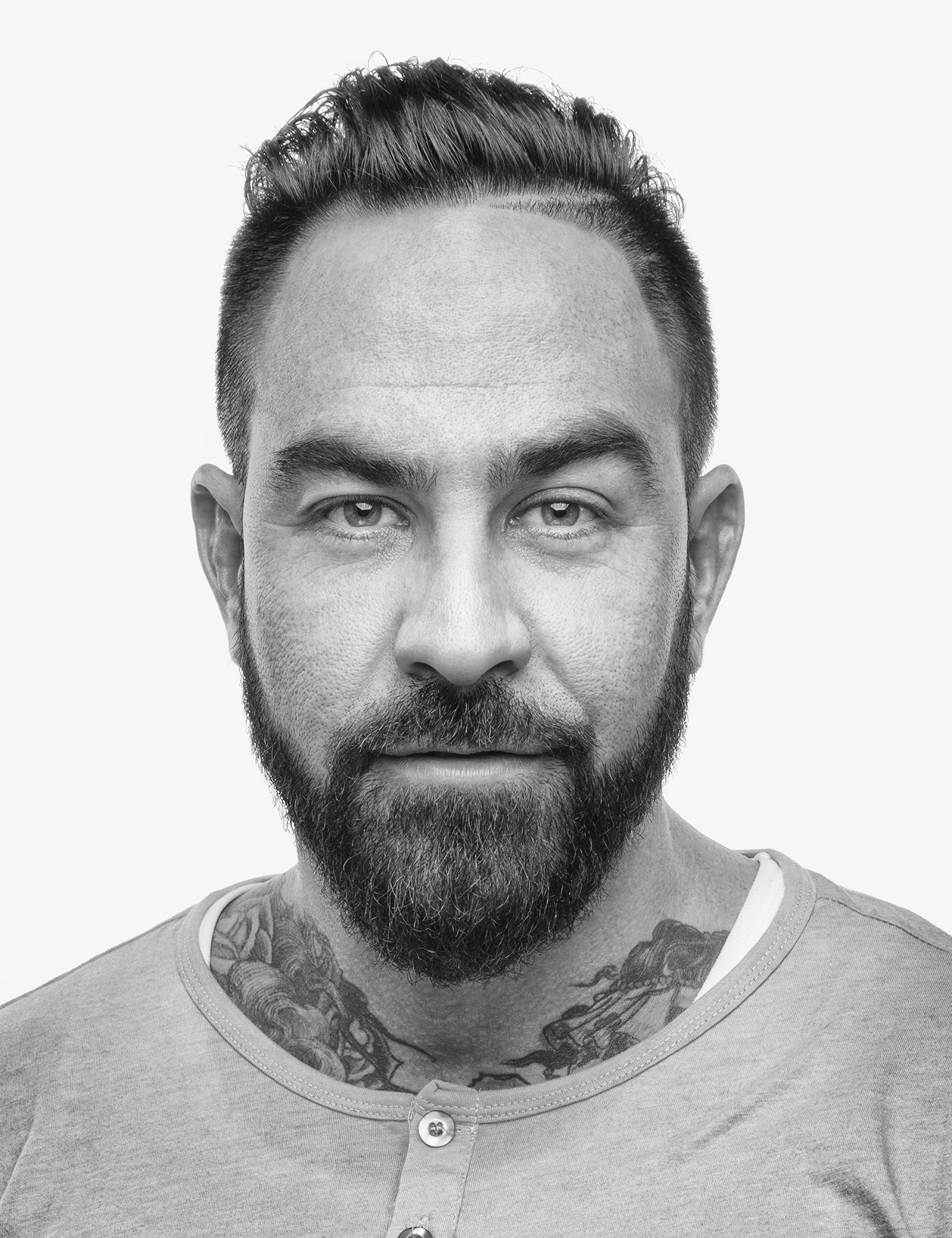 Chris Nunez, Tattoo Artist, Star of Television's Ink Master and Miami Ink.