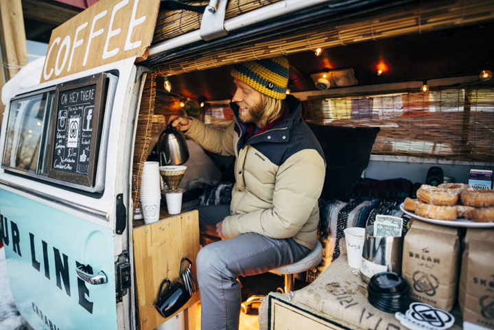 Starting a Mobile Coffee Shop Tiny House, Tiny Footprint
