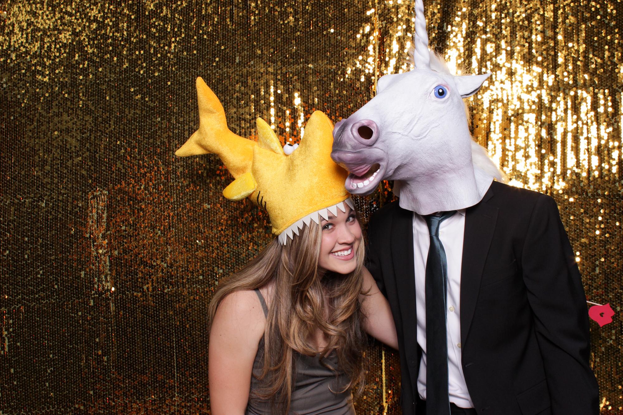 Shark + Unicorn = Winning!