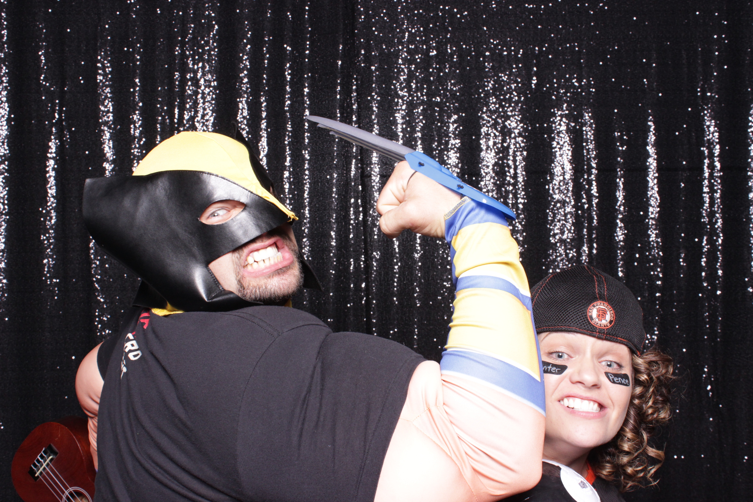 chico-california-open-air-photo-booth-rental-halloween-party-wolverine-costume
