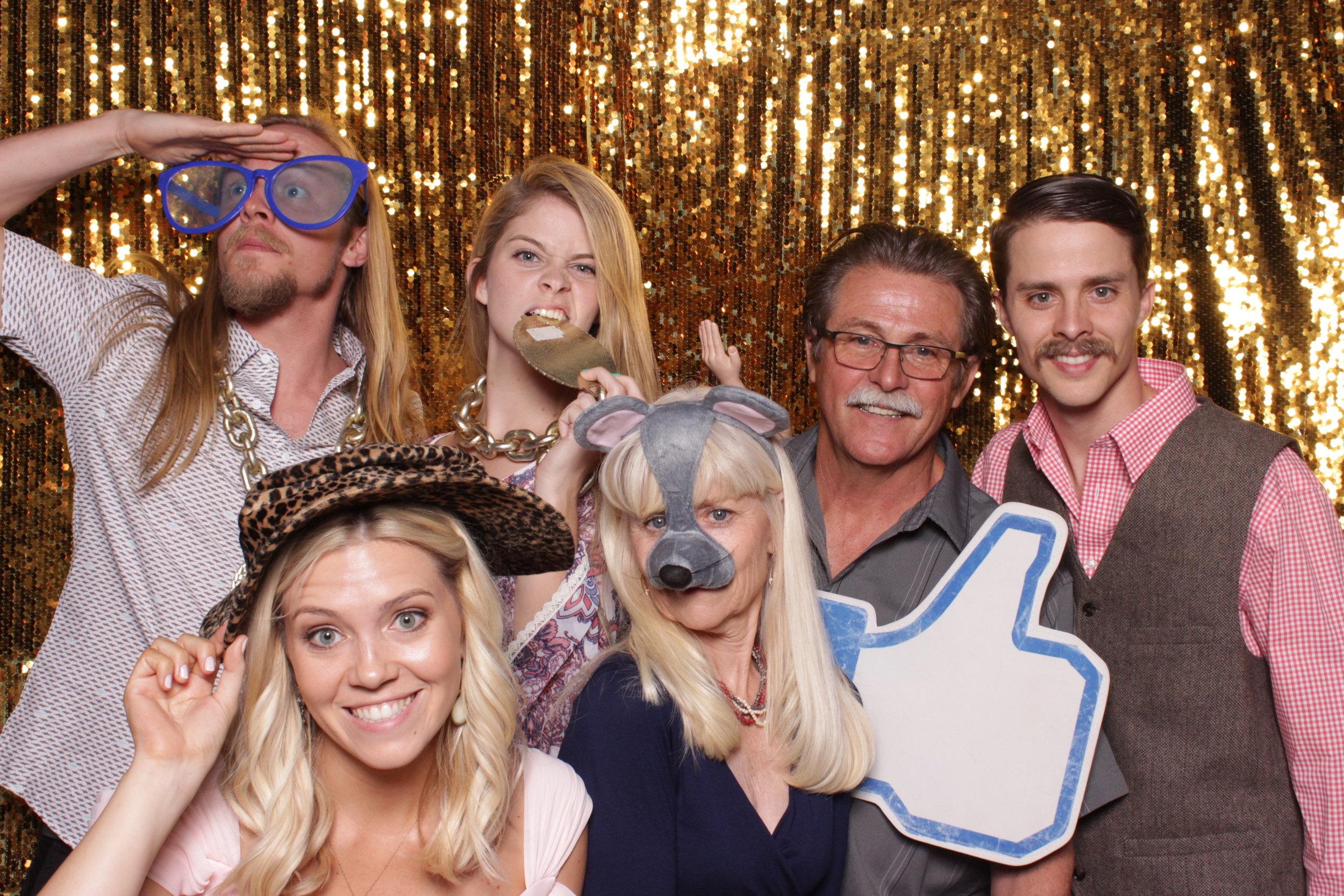 chico-wedding-photo-booth-rental-adams-family