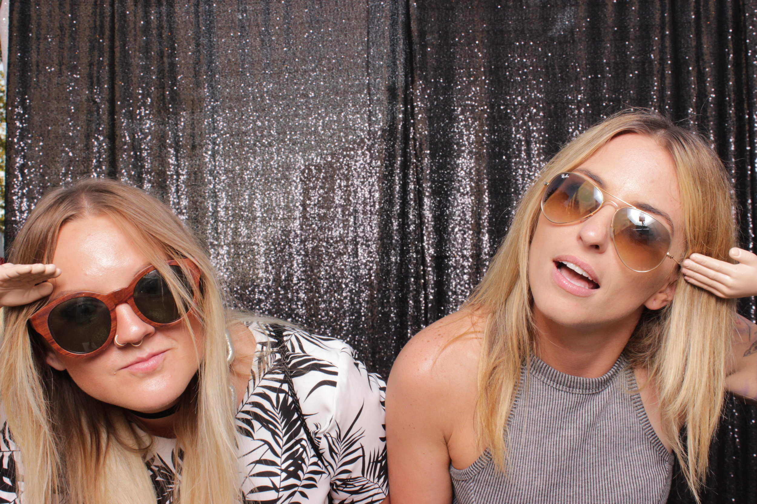 build-corporate-party-photo-booth-rental-salute-tiny-hands